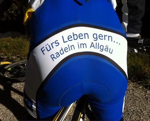 Geführte Radtour mit Allgäu Aktiv