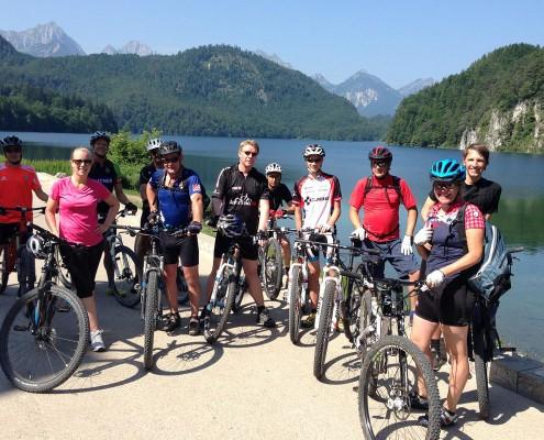 Individuelle geführte Radtour mit Allgäu Aktiv