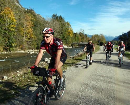 Geführte Bike-Tour im Allgäu