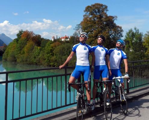 Rennrad-Guides von Allgäu Aktiv