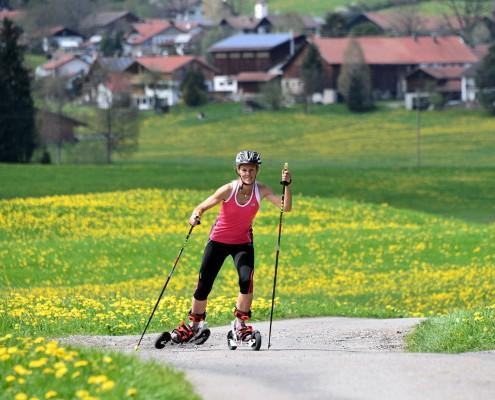 Skiken Kurse mit Allgäu Aktiv