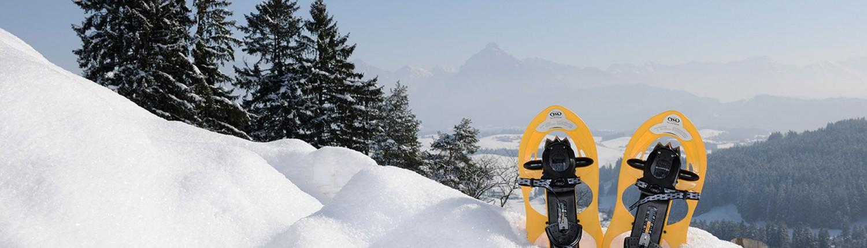 Geführte Schneeschuhtouren im Allgäu
