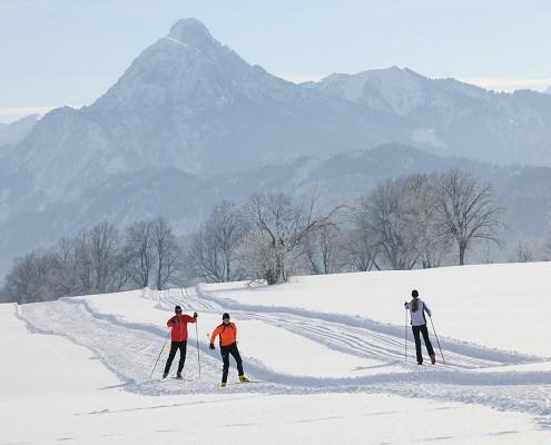 Ski Langlauf Kurse mit Allgäu Aktiv