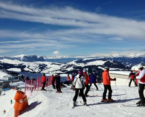 Skikurs im Allgäu in der Gruppe