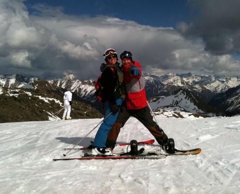 Snowboardkurse mit Allgäu Aktiv