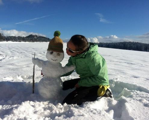 Zwergerlkurse sind Skikurse für Kleinkinder bis 5 Jahre