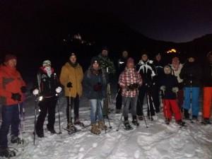 Nachttour vor Neuschwanstein